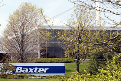 Baxter International Inc. Pharmaceutical Company