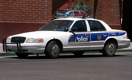 Phoenix, Arizona Police Patrol Unit