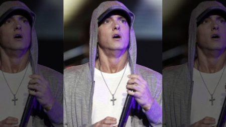 Hip-Hop artist, Eminem