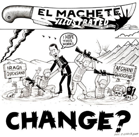 Change You Can Believe In (by Eric J. Garcia)