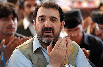 Ahmed Karzai