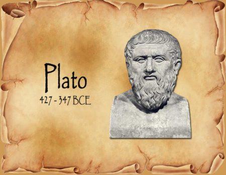 """Plato: 427 -347 BCE"""