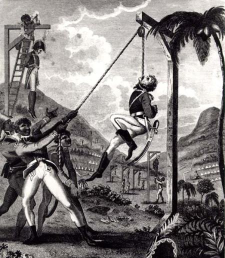 Haitian Slave Revolt