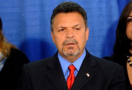 Democratic Assemblyman and Control-Freak, Felix Ortiz