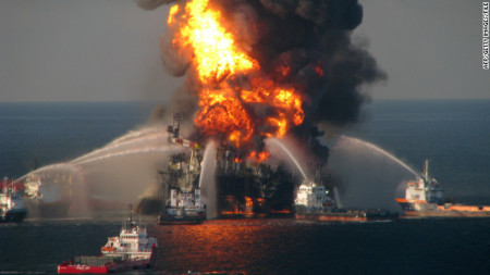 Gulf Oil Disaster