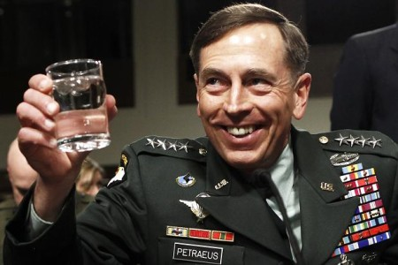 War Criminal, General David Petraeus