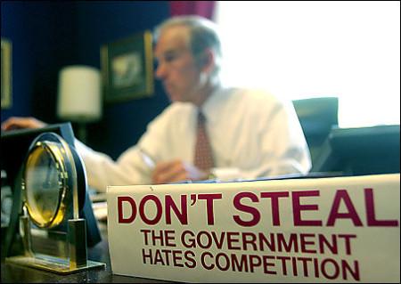 Ron Paul, 2012!