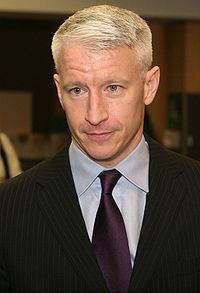 2011-02-02 - Anderson Cooper - Rich Elitist, CIA Operative & Professional Actor