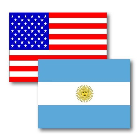 United States in Argentina in Diplomatic Spat of US Gun-Running