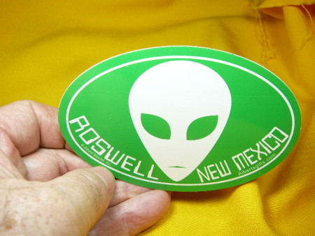 2011-04-12 - FBI Discloses a Tidbit of Information About UFO Crash in Roswell, New Mexico