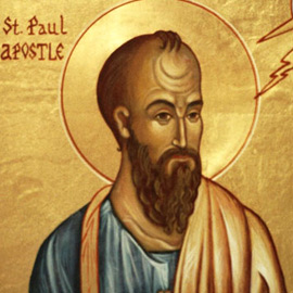 "Self-Proclaimed ""Apostle,"" Saul of Tarsus (AKA ""Paul"")"