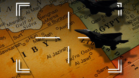 The African nation, Libya, is under attack by America