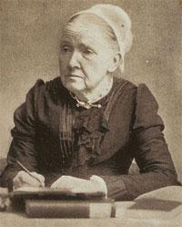 Poet and Pioneer Julia Ward Howe (1819-1910)