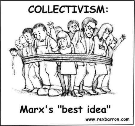 """Collectivism: Marx's 'Best Idea'"""
