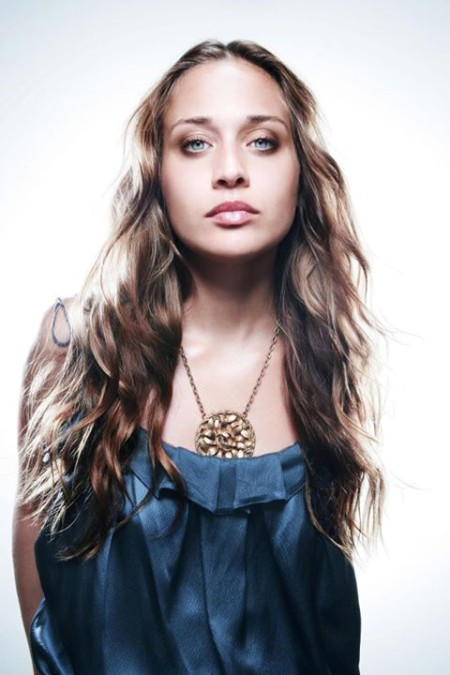Fiona Apple (photo located here, on Fiona Apple's Facebook page)