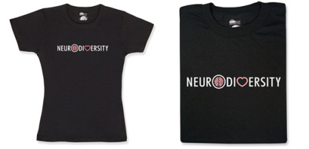 ThinkGeek Supports Neurodiversity! Purchase your t-shirt here!