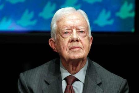 Former President, Jimmy Carter