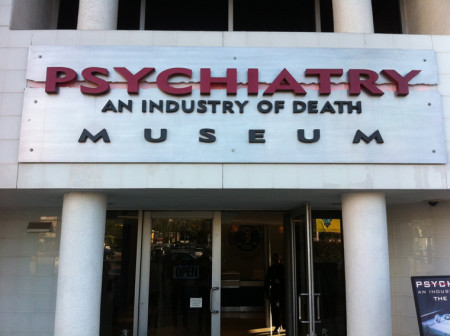 """Psychiatry: An Industry of Death Museum"""