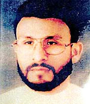 American Military Torture Victim, Abu Zubaydah
