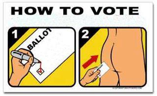 """How to vote"""