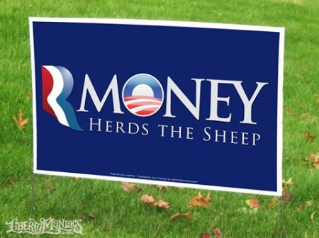"""R money herds the sheep."""