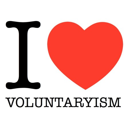 """I ♥ Voluntaryism"""
