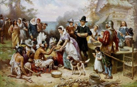 2012-11-23 - The Wampanoag Tribe's Side of What Really Happened at the First Thanksgiving