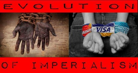 """Evolution of Imperialism"""