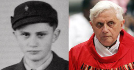 From Nazi Youth to the Pope of Catholic Church