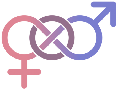 Female (XX, or XXX), Male (XY), and Intersex (XXY)