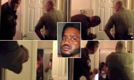 Fort Bend, Texas Officer murders suicidal and schizophrenic Michael Blair, after forcing entry into his bathroom and tazing him, repeatedly