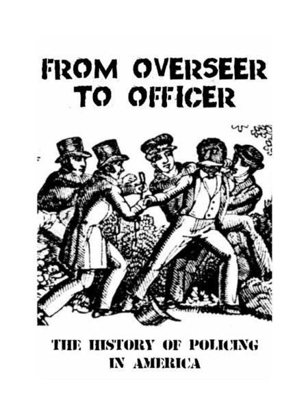 """From overseer to officer: the history of policing in America"""