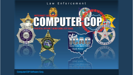 """Law Enforcement Internet Security Computer Cop Parental Internet Monitoring Software"""