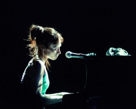 Singer and songwriter, Fiona Apple