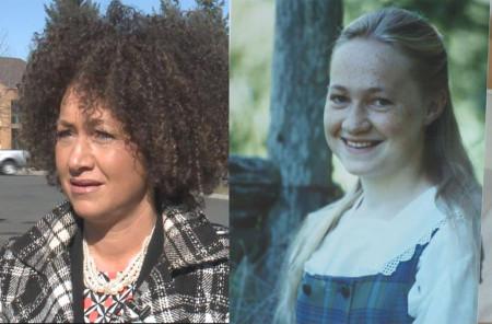 The Two Faces of Rachel Dolezal