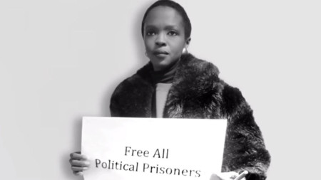"""Free All Political Prisoners"""