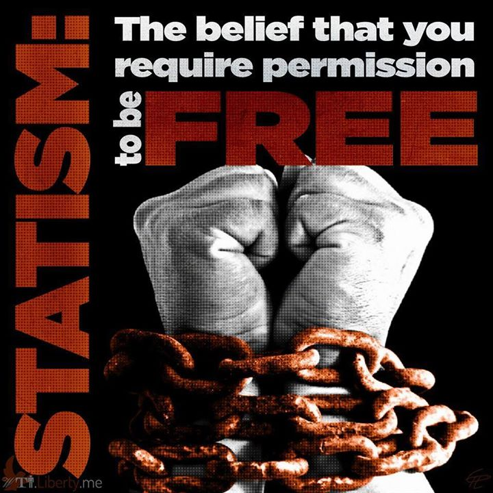 2015-11-15 - Statism is the Ultimate Cult Religion of Slavery (2)