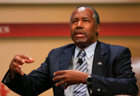 2016 Presidential Candidate, Ben Carson