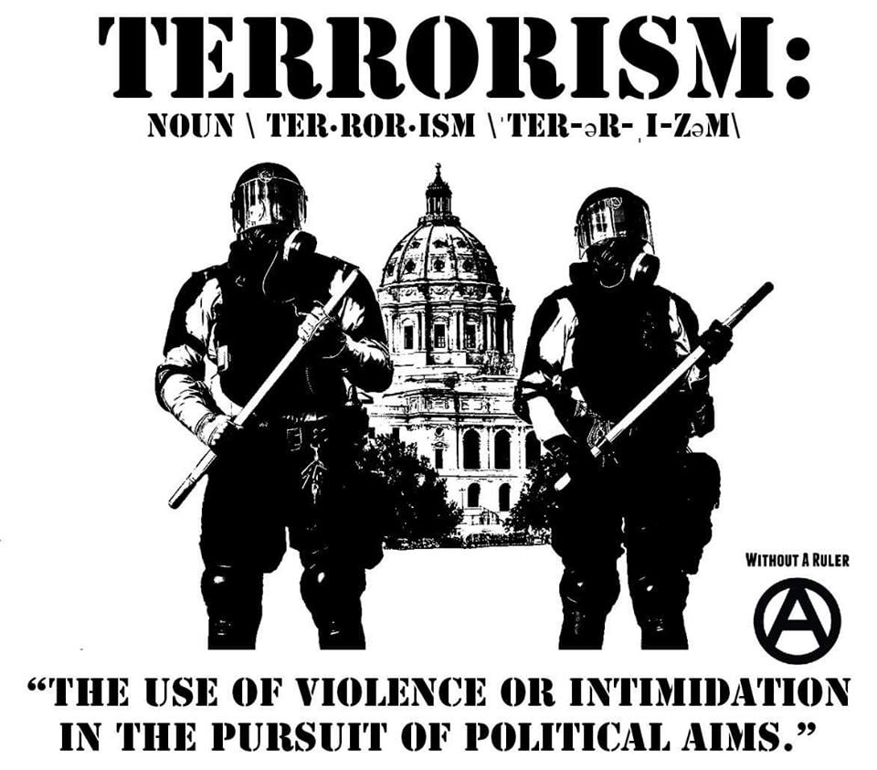 """is the use of terrorism simply war by other means Distinguished – comprehensively explains whether or not """"terrorism"""" is a biased term derived by governments in power to delegitimize those with little power and if the use of """"terrorism"""" is simply """"war by other means."""