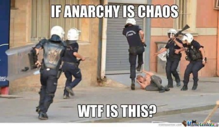 """If anarchy is chaos, WTF is this?"" (artwork originally located here, on the Facebook page, ""The Abolitionist Movement"")"