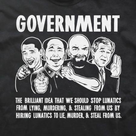 """""""Government: the brilliant idea"""