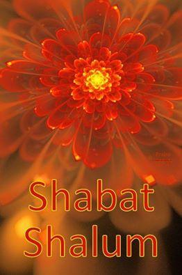 """""""Shabat(h) Shal(u)m"""""""