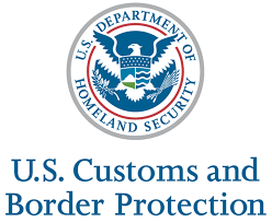 """U.S. Department of Homeland Security: U.S. Customs and Border Protection"""