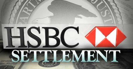 """HSBC Settlement"""