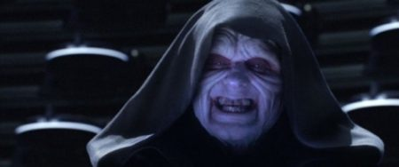 "Emperor Palpatine / Darth Sidious, from the ""Star Wars"" films"