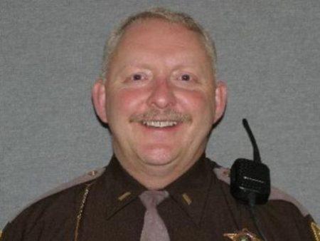 Ex-Delaware County sheriff's deputy, Arlan Johnson
