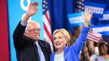Democratic ex-presidential-candidate, Bernie Sanders, will now be campaigning for Hillary Clinton to win the election