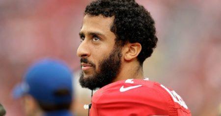 San Francisco 49ers Quarterback, Colin Kaepernick