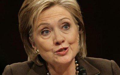 War monger, Hillary Clinton