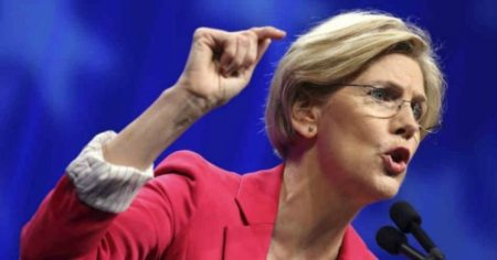 Elizabeth Warren, Democratic Representative from Massachusettes